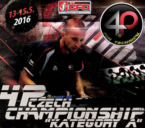 CZECH CHAMPIONSHIP 4P 2016